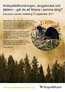 Nordic Forest Research excursion