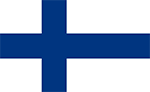 SNS Nordic forest research, flag, Finland