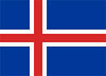 SNS Nordic Forest Research, flag, Island