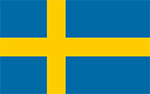 SNS Nordic Forest Research, flag, Sverige