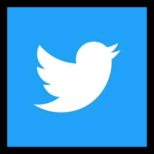 Twitter. Logotype.