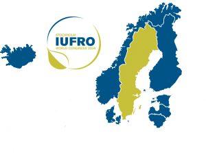 IUFRO. Logotype.