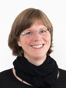 Gunnhild Søgaard. Portrait.