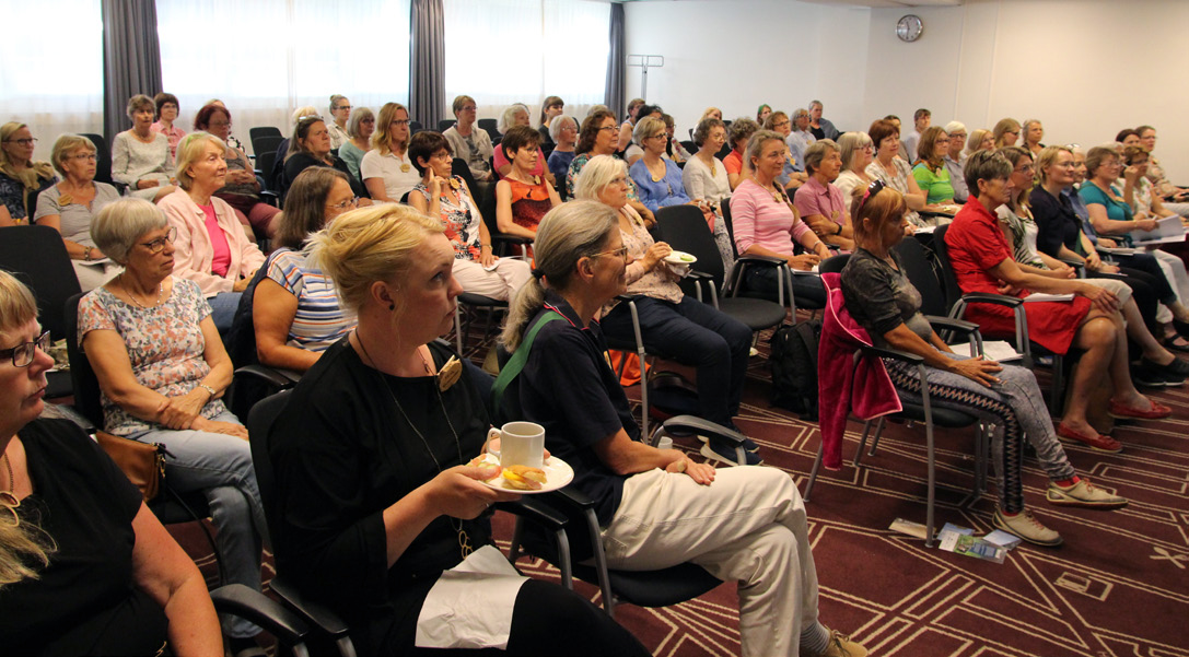 Nordic women in forestry hold their first conference