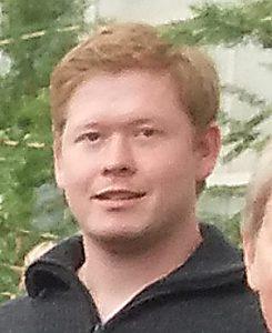 Mikal Råheim. Portrait.